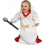 Rubie's Costumes Elvis Bunting Costume Infant (0-9 Months)