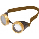 Forum Novelties Steampunk Goggles (Brown) One-Size