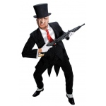 Rubie's Costumes Batman DC Rogues Gallery Penguin Adult Costume One-Size