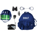 BuySeasons Gear to Go - SWAT Adventure Play Set One-Size