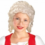 Forum Novelties Colonial Girl Child Wig One-Size