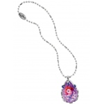 Disney Sofia the First Amulet: Purple, Everyday, Female, Child