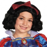 Disguise Disney Kids Snow White Wig One-size