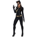 Batman Classic 1966 Series Grand Heritage Catwoman Adult Costume - Small
