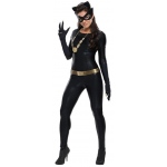Batman Classic 1966 Series Grand Heritage Catwoman Adult Costume - Large