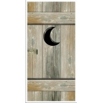 5' Outhouse Door Cover: Everyday