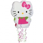 "Hello Kitty 21"" Pull-String Pinata: Birthday"