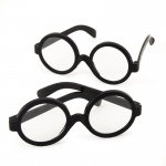 Wizard Glasses (8): Black, Birthday