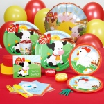Barnyard Standard Party Pack for 8: Birthday