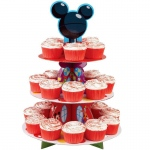WILTON Disney Mickey Mouse Clubhouse Cupcake Stand