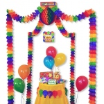 Birthday Party Canopy Decorating Kit: Birthday