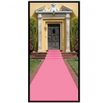 Beistle Company Pink Carpet Runner Pink