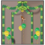 Beistle Company Jungle Monkey Party Canopy