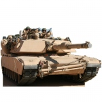 Advanced Graphics Army Tank Standup