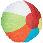 Beach Ball Pinata: Birthday