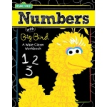 Twin Sisters Productions Sesame Street - Fun with Numbers Write On Wipe Off Book