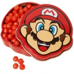 Boston America Corp. Mario Brick Breakin' Candy Tin Red