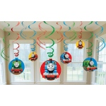 Amscan Thomas the Tank Hanging Swirl Value Pack