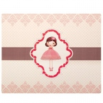 Ballerina Tutu Activity Placemats (4): Birthday