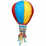 Up Up and Away Pull-String Pinata: Birthday