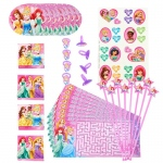 Hallmark Disney Very Important Princess Dream Party - Party Favor Value Pack