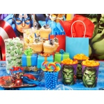 Avengers Assemble Basic Party Pack for 16: Birthday