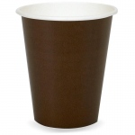 Creative Converting Chocolate Brown (Brown) 9 oz. Cups