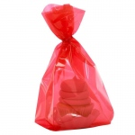 Creative Converting Red Treat Bags Red