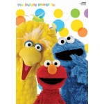 Amscan Sesame Street Party Treat Bags