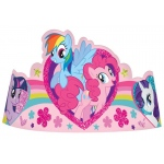 Amscan My Little Pony Friendship Magic Paper Tiaras
