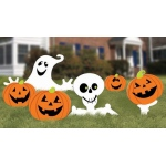Amscan Halloween Lawn Signs