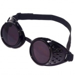 Forum Novelties Steampunk Goggles (Black) One-Size