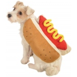 Hot Diggity Dog Pet Costume - Multi-colored