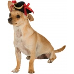 Rubie's Costumes Pirate Pet Hat One-Size