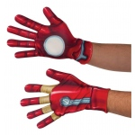 Rubie's Costumes Avengers – Iron Man Gloves Standard One-Size
