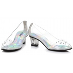 Kids Princess Shoes: Clear, Small, Everyday, Female, Child