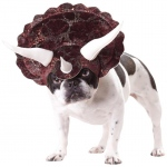 Triceratops Dog Costume - Small