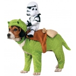Rubie's Costumes Dewback Pet Rider Costume One-Size