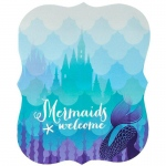 Birthday Express Mermaids Under the Sea Invitations