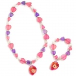 HER Accessories Disney Junior Sofia the First Necklace and Bracelet Set