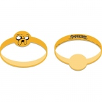 Hallmark Adventure Time Wristbands Yellow