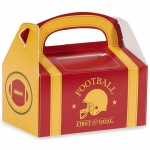 Birthday Express Football Game Time Empty Favor Boxes (4)