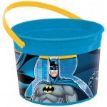 Batman Favor Bucket - Multi-colored