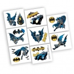 Amscan Batman Tattoos