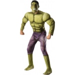 Avengers 2 - Age of Ultron: Deluxe Avengers 2 - Age of Ultron: Deluxe Hulk Adult Costume - One-Size