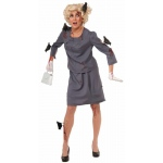 Forum Novelties Bird Attack Adult Costume One-Size Standard One-Size