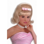 Forum Novelties 50's Bouffant Blonde Wig One-Size