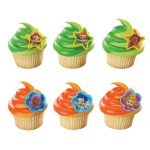 Deco Pac Bubble Guppies Rings