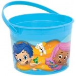 Bubble Guppies Favor Bucket - Multi-colored