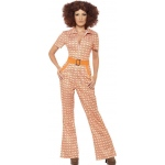 Authentic 70's Chic Adult Costume - Large (14-16)